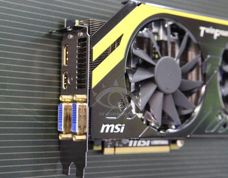 3D-карта MSI GTX 680 Lightning