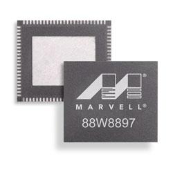Marvell Avastar 88W8897 - первый контроллер 802.11ac с поддержкой MIMO 2x2