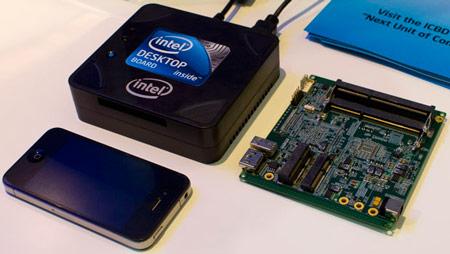 В четвертом квартале ожидается выход NUC на процессоре Core i7
