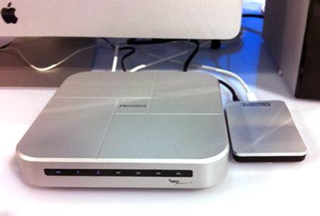 PROMISE Technology называет Pegasus J2 самым быстрым в мире ультрапортативным накопителем с интерфейсом Thunderbolt