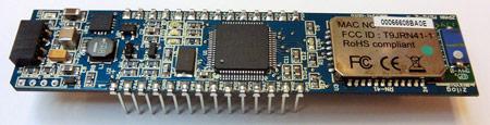 Модуль Zilog Mini-ZTM ZPAN позволяет добавить в электронное устройство поддержку Bluetooth