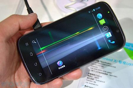 ZTE Grand X N970