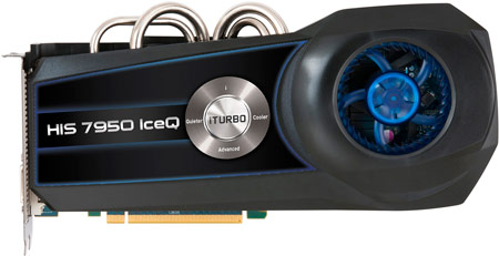 HIS HD 7950 IceQ