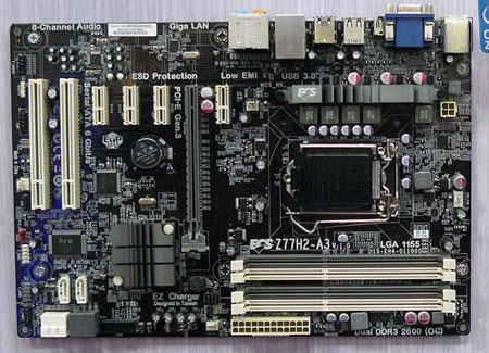 ECS Z77H2-A3