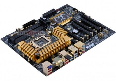 Системная плата ECS Z77H2-AX