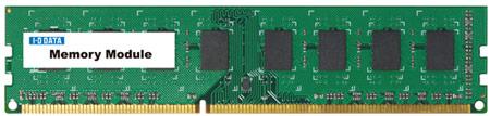 Серию I-O Data DY1333 возглавили модули памяти DDR3-1333 объемом 8 ГБ