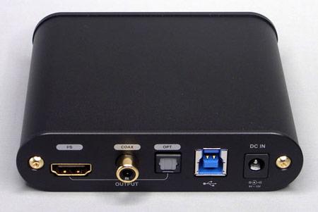JAVS X-DDC ���������� USB � S/PDIF