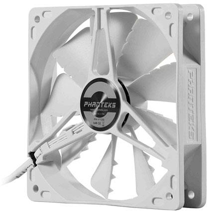 Ассортимент Phanteks пополнился серией вентиляторов PH-F120S
