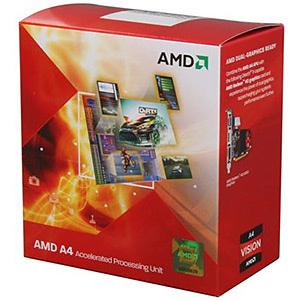 APU AMD A4-3420