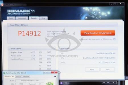 ������ ���������� EVGA GeForce GTX 680