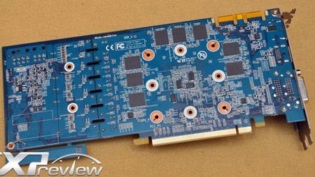 3D-карта Galaxy GeForce GTX 680 с 4 ГБ памяти и заводским разгоном