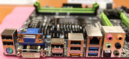 Первая плата Gigabyte G1.Killer типоразмера microATX построена на чипсете Intel Z77