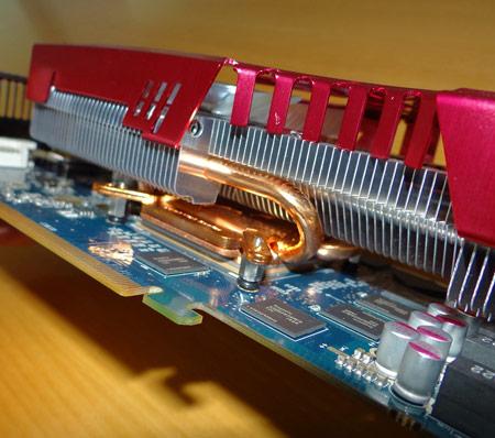 Zalman оснащает 3D-карту Radeon HD 7950 охладителем Zalman VF3000