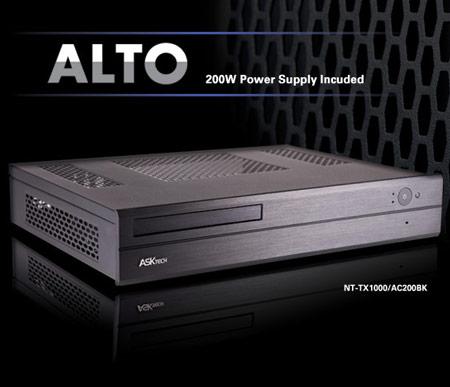 ������ ASKTech ALTO NT-TX1000/AC200BK ������������ ��� HTPC