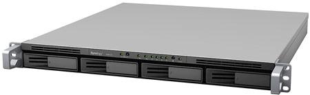 Synology объявляет о выпуске масштабируемых сетевых накопителей RackStation RS812+ и RS812RP+
