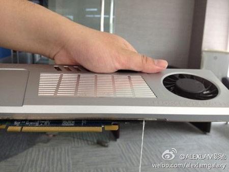 Фото дня: первый однослотовый вариант GeForce GTX 680