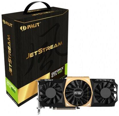 ����������� Palit ���������� 3D-������ GeForce GTX 680 JetStream
