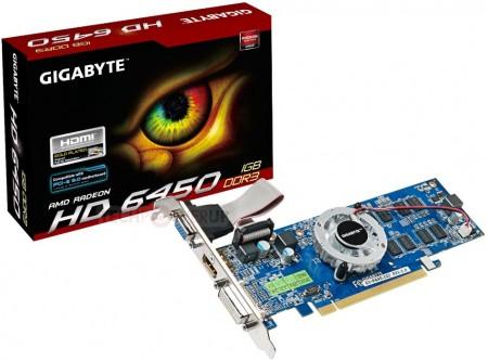 Видеокарта GIGABYTE GV-R645-1GI