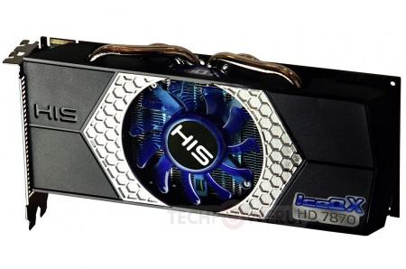 ���������� HIS Radeon HD 7870 IceQ X