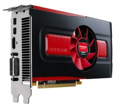 Видеокарта AMD Radeon HD 7850