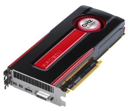 Видеокарта AMD Radeon HD 7870