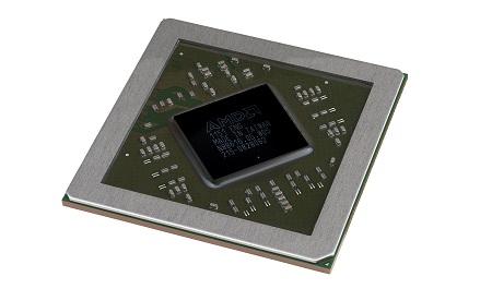 Графический процессор AMD Pitcairn