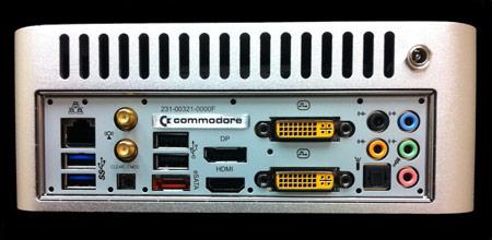 Начат прием заказов на мини-ПК Commodore AMIGA mini