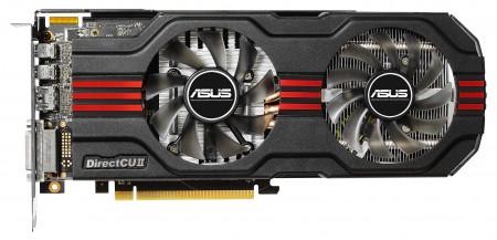 Видеокарта ASUS Radeon HD 7870 DirectCu II TOP