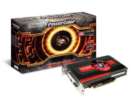 Видеокарта PowerColor Radeon HD 7850