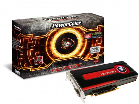 Видеокарта PowerColor Radeon HD 7870