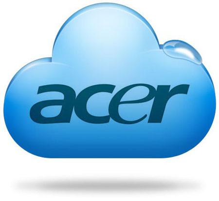 Acer планирует запуск услуги «персональных облаков»