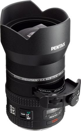 объектив PENTAX DA645 25mm f/4 AL [IF] SDM AW