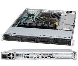 Компания RAID выпускает серверы FusionAMD на процессорах AMD Opteron 6000