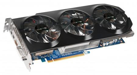Видеокарта GIGABYTE Radeon HD 7870