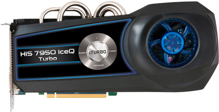 HIS HD 7950 IceQ Turbo