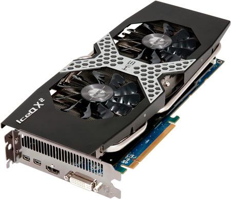 Ассортимент HIS пополнился 3D-картами HD 7970 IceQ X<sup>2</sup> и HD 7970 IceQ X<sup>2</sup> Turbo