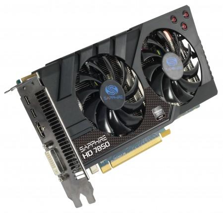 Видеокарта SAPPHIRE Radeon HD 7850