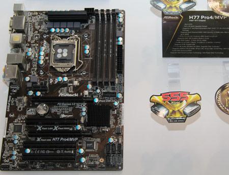 ASRock H77 Pro4/MVP