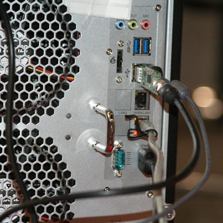 CeBIT: сетевые накопители Thecus с выходами HDMI