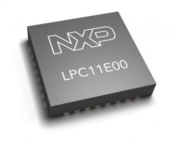Микроконтроллеры NXP LPC11E00