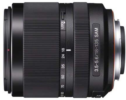 Sony 18-135mm f/3.5-5.6 SAM