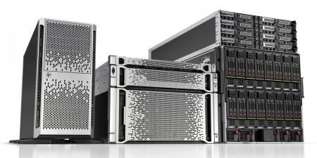 Серверы HP ProLiant Gen8