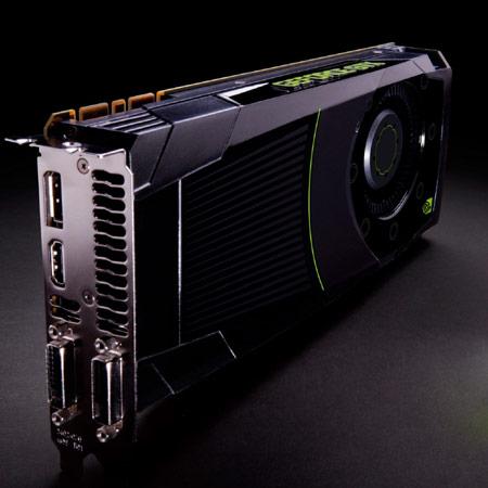 Представлена 3D-карта NVIDIA GeForce GTX 680 — первая модель на 28-нанометровом GPU в ассортименте NVIDIA