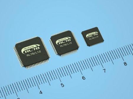 Renesas оснащает микроконтроллеры RL78 с пониженным энергопотреблением встроенными контроллерами ЖК-дисплеев