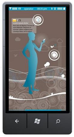 Nokia создаёт свой Windows Phone интерфейс