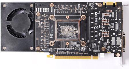 ZOTAC ������������ ���������� GeForce GTX 560 SE