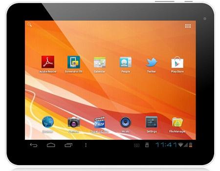 Eken A90 — один из самых дешёвых планшетов с ОС Andriod 4.0