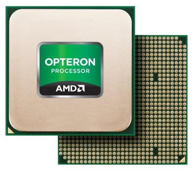 Представлены процессоры AMD Opteron 3200 - новая платформа для поставщиков услуг хостинга выделенных серверов