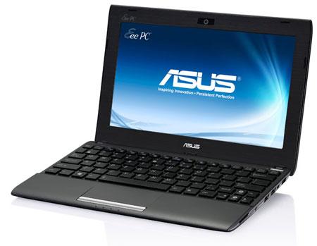 Поставки нетбуков ASUS Eee PC Flare 1025C стоимостью $299 начнутся 10 марта
