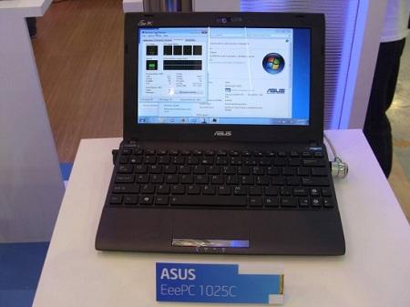 ASUS Eee PC 1025C